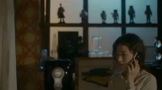 韓国ドラマ「サム、マイウェイ」12話 電話をかけるペク・ソリ