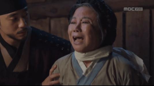 獄中花(オクチュンファ)第47話 答えるケトンおばさん