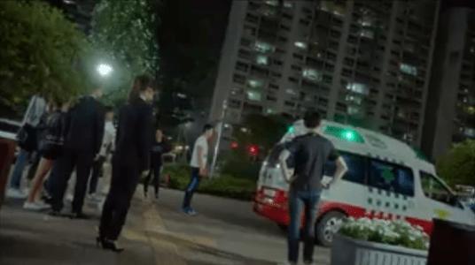 韓国ドラマ「サム、マイウェイ」14話 救急車で運ばれるコ・ドンマン