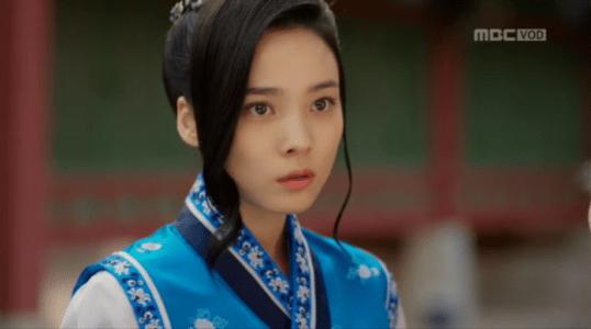 韓国ドラマ「君主(クンジュ)」1話 一目ぼれするキム・ファグム