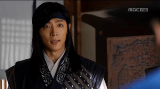 韓国ドラマ「君主(クンジュ)」2話 尋ねるイ・チョンウン