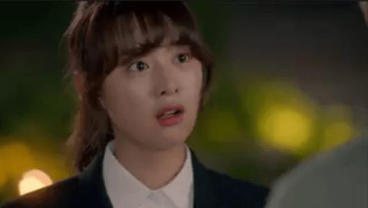 韓国ドラマ「サム、マイウェイ」14話 問い詰めるチェ・エラ