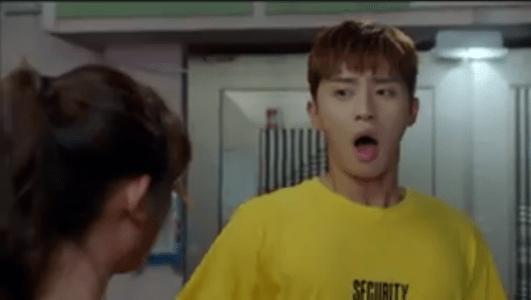 韓国ドラマ「サム、マイウェイ」14話 驚くコ・ドンマン