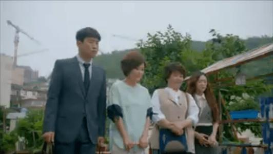 韓国ドラマ「サム、マイウェイ」13話 キム・チュマンとペク・ソリ母子