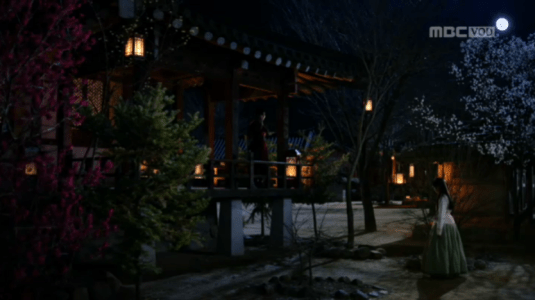 「君主(クンジュ)~仮面の主人~」第6話 頑固なガウン