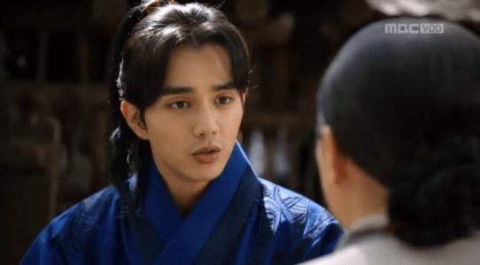 「君主(クンジュ)~仮面の主人~」第9話 尋ねるイ・ソン