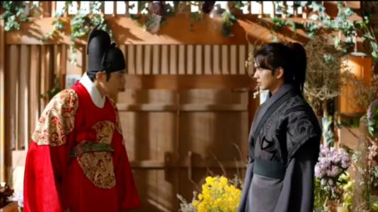 「君主(クンジュ)~仮面の主人~」第11話 尋ねるイ・ソン