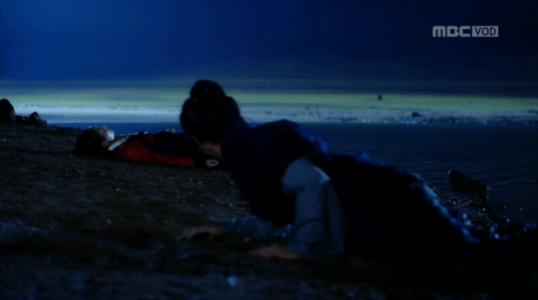 「君主(クンジュ)~仮面の主人~」第11話 意識を戻すイ・ソン