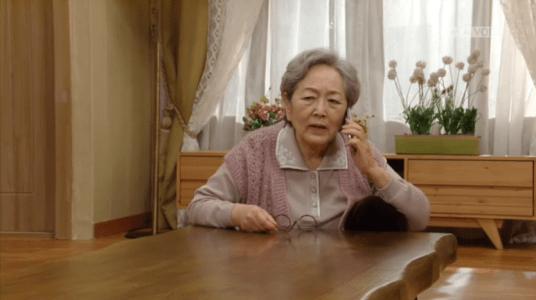「吹けよ、ミプン」第51話 電話をするタルレ