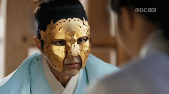 「君主(クンジュ)~仮面の主人~」第13話 心配するイソン