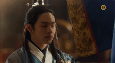 「王は愛する」第8話 王の怒りを買うウォン