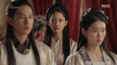 「王は愛する」第9話 ダンを世子妃に選ぶウォン