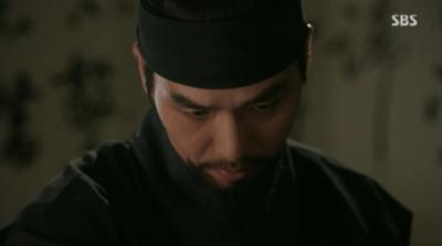 「秘密の扉」第7話 犯人カン・ピルチェ