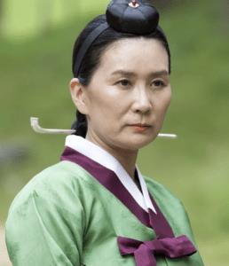 韓国ドラマ「秘密の扉」ミン尚宮