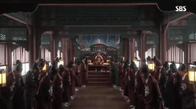 「秘密の扉」第14話 親政を宣布する英祖