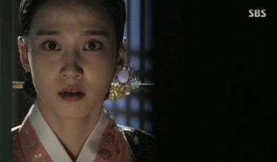 「秘密の扉」第22話 驚く世子嬪