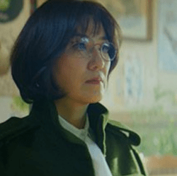 韓国ドラマ[町の弁護士チョ・ドゥルホ2~罪と罰~] シン・ミスク判事