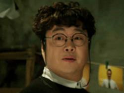 韓国ドラマ[カネの花]パク・ヨング
