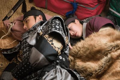 [不滅の恋人] 第7話 兵舎で寝るジャヒョン
