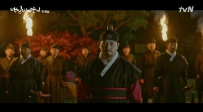 [100日の郎君様] 第1話 イ・ホを王にするチャオン