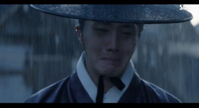 [ヘチ] ~王座への道~ 第4話 涙を流すヨニン君