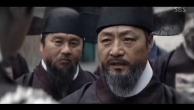 [ヘチ] ~王座への道~ 第12話 挑発するジノン