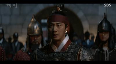 [ヘチ] ~王座への道~ 第22話 官軍を慰労する英祖