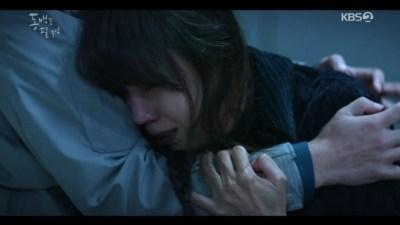 [椿の花咲く頃] 第33話 号泣するトンベク