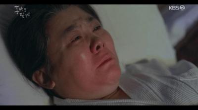 [椿の花咲く頃] 第38話 涙を流すジョンスク