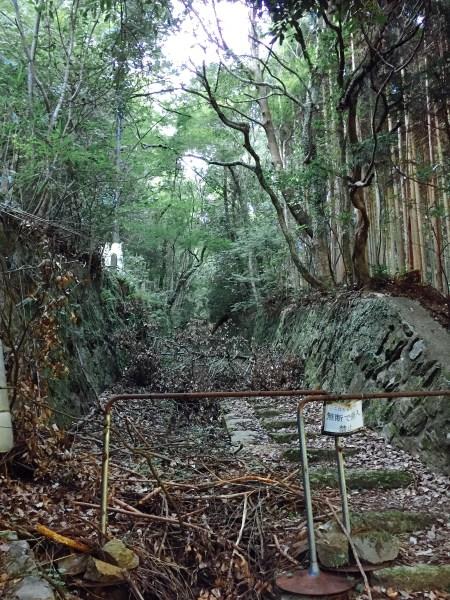 愛宕山鉄道 入口