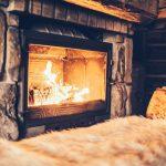 Gartenhaus Mit Kamin Gemutlich Und Warm Im Winter