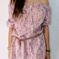 Easy Boho Summer Tunic - Free Sewing Pattern