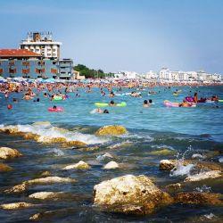 Riccione, Adria, Meer, Strand, Urlaub