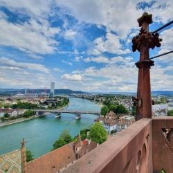Rhein, Oberrhein, Basel