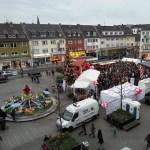 Winterzauber auf dem Maternusplatz in Rodenkirchen