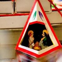 Weihnachten im Tipi