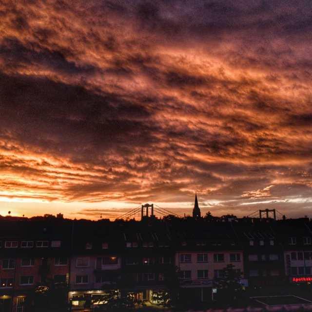 Vor dem Sturm  www.koeln-rodenkirchen.eu @gaidaphotos