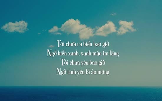 Stt Tha Thinh Ve Bien