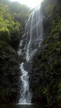 50-Meter Wasserfall