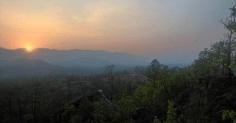 Pai Canyon Sunset2