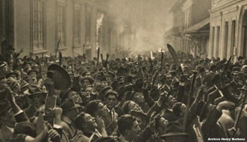 Con el asesinato de Jorge Eliécer Gaitán se inició un espiral de violencia que ha llegado hasta nuestros días.