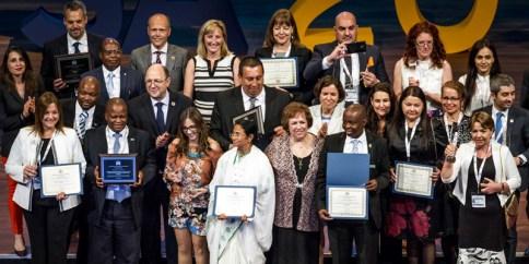 The Hague, June 22 2017. United Nations Public Service Forum 2017 in World Forum in The Hague. Internationale conferentie Verenigde Naties Publieke Dienstverlening 2017.