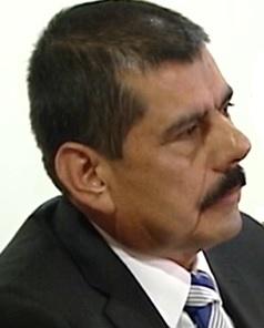 """Luis Eduardo Cifuentes, jefe paramilitar conocido como """"El Águila"""""""