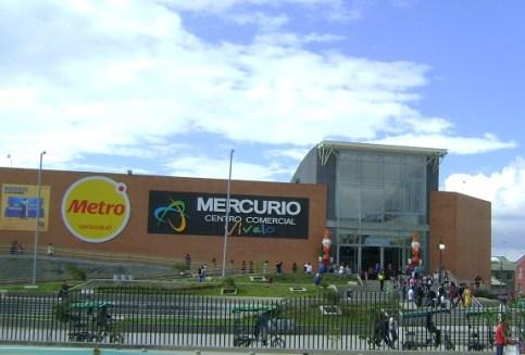 centro comercial mercurio