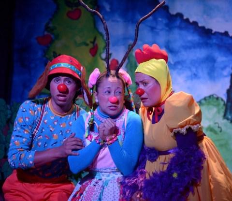 """Arte Creadores SAS : """"El tío Conejo en el bosque de los tontos"""""""