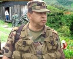 General (r) Hernando Pérez Molina