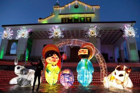 Bajo el lema 'El cantar de los ángeles anuncia la llegada de la Navidad', el emblemático cerro de Monserrate celebrará este año las festividades de Navidad y fin de año.