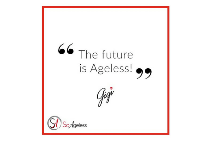 The Future is Ageless!