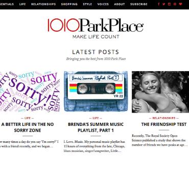 1010 Park Place Makes It Count