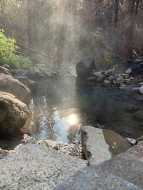 Steamy Soaks at Cougar